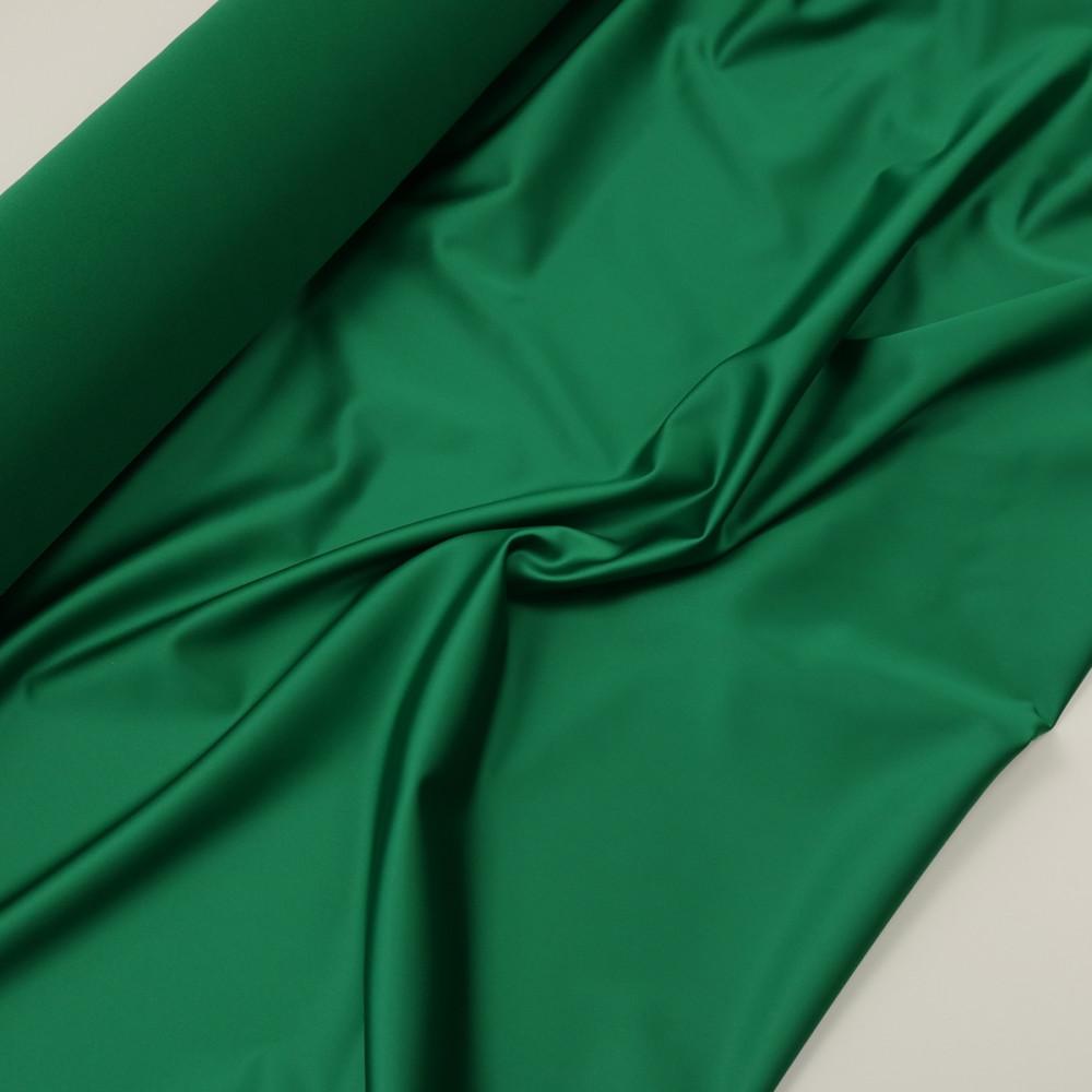 Cupon 0.9 m tafta elastica SCARLET Verde light