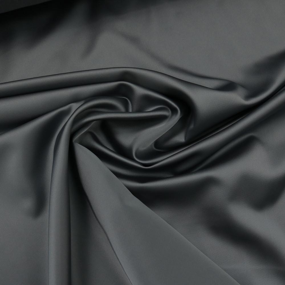 Tafta elastica SCARLET Gri Titanium