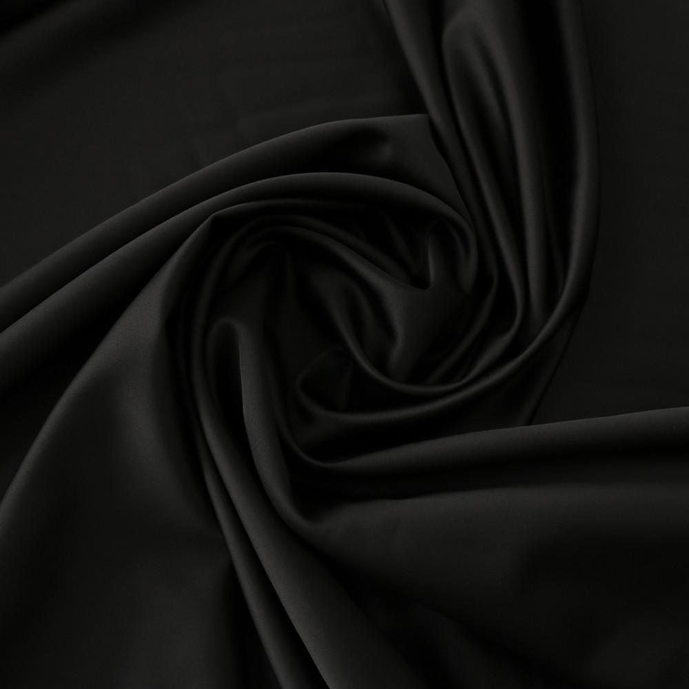 Tafta elastica SCARLET Negru