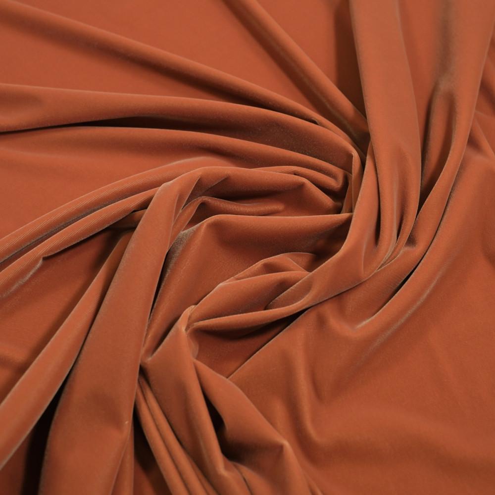 Catifea elastica Bej Maro