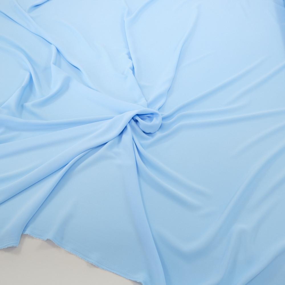 Crep elastic subtire Alexandra Bleu deschis