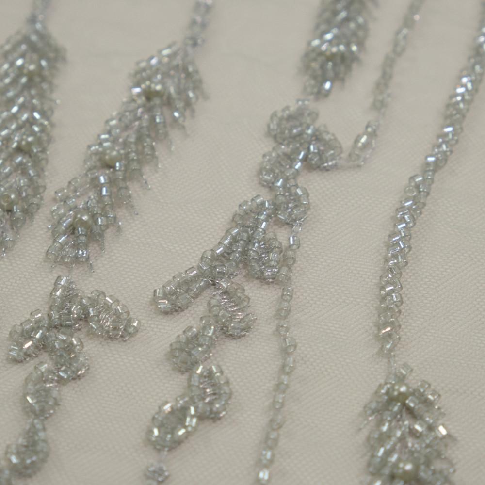 Dantela Haute-Couture Silver