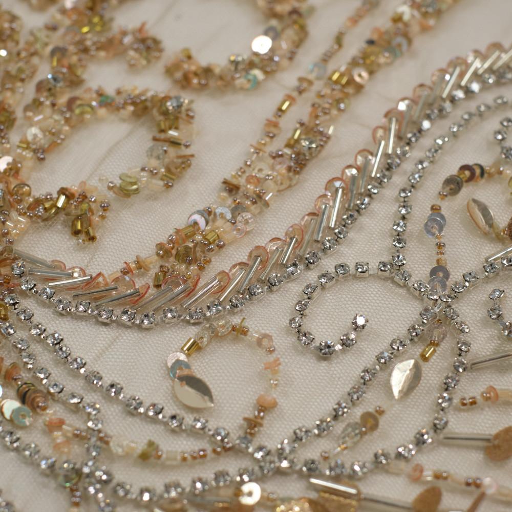 Dantela Haute Couture accesorizata manual