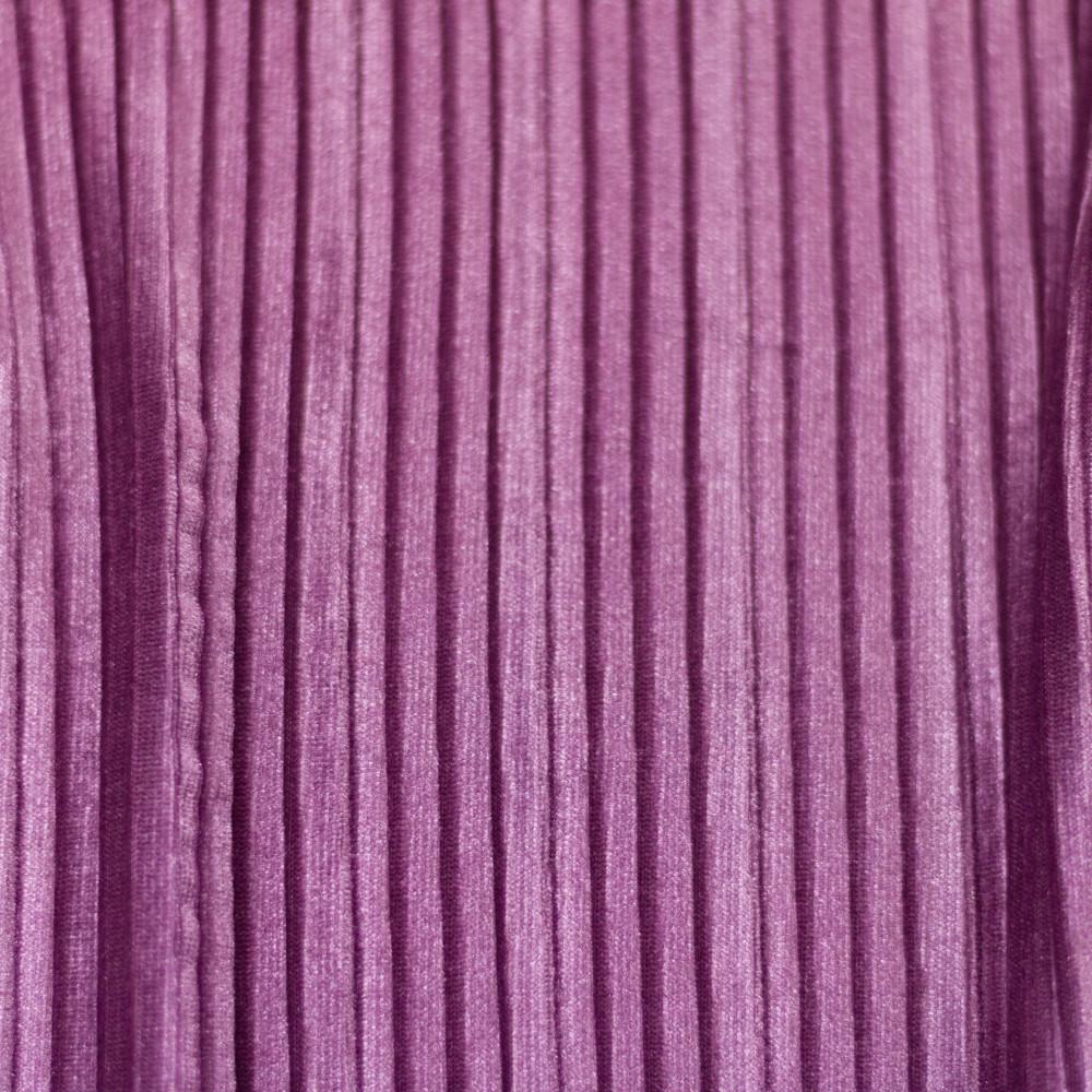 Catifea plisata Lavanda