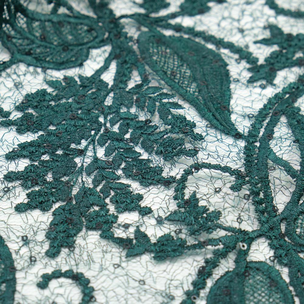 Dantela simpla Verde