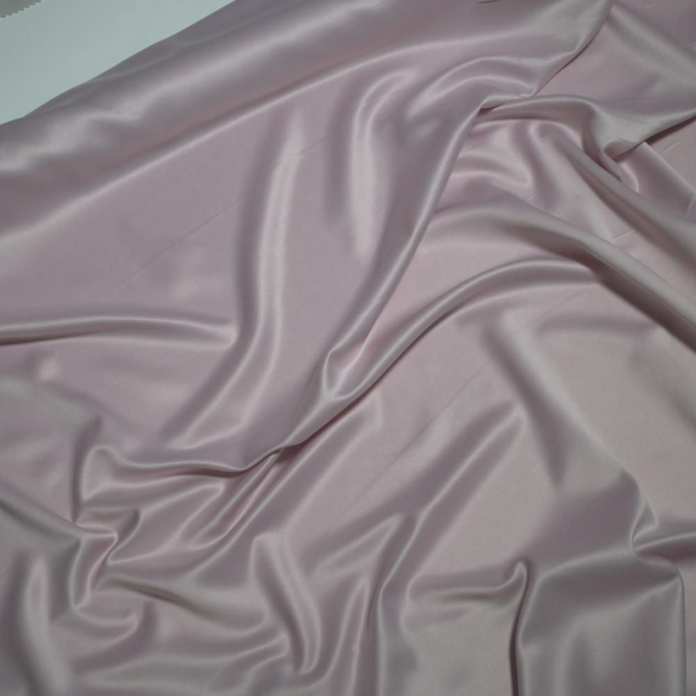 Matase sintetica elastica FRENCH Roz prafuit deschis