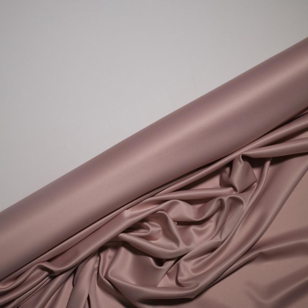 Matase sintetica elastica FRENCH Roz pudra