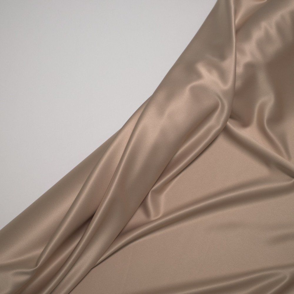 Matase sintetica elastica FRENCH Nude