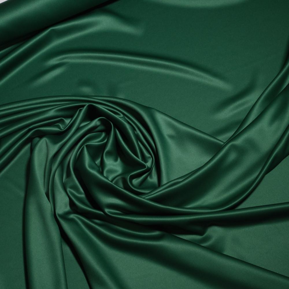 Matase sintetica elastica FRENCH Verde inchis