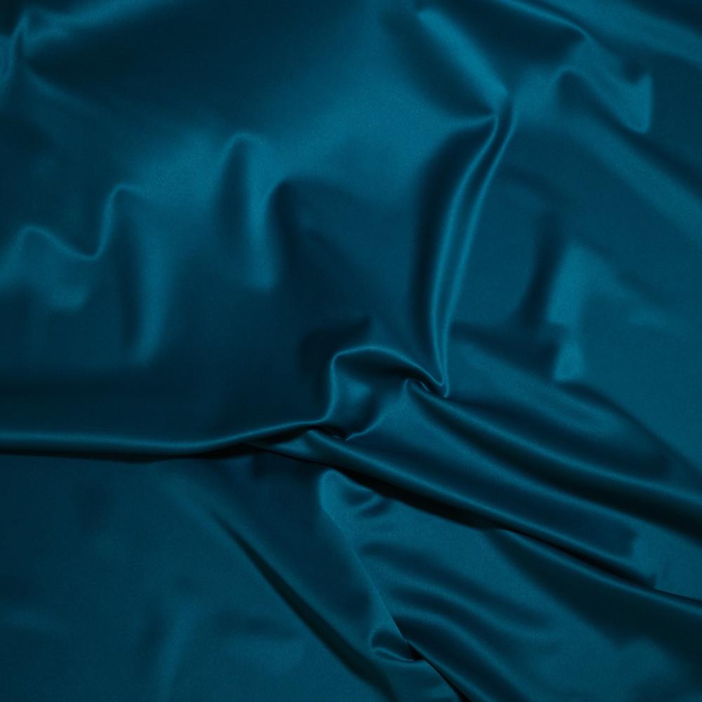 Matase sintetica elastica FRENCH Turcoaz dark