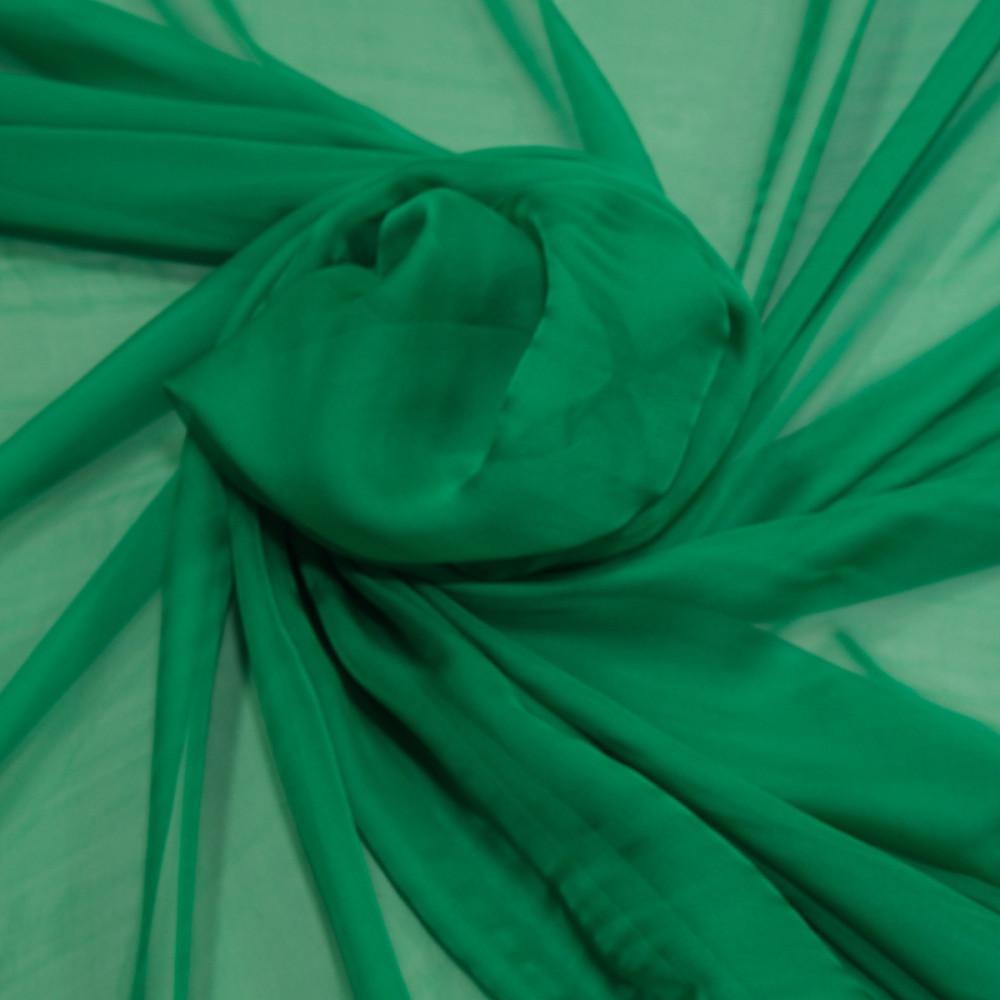 Voal Chiffon Verde iarba