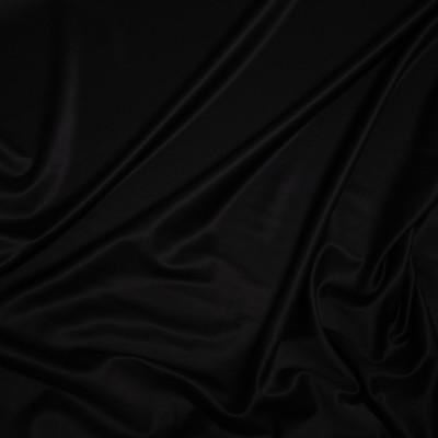 Matase sintetica elastica FRENCH Negru