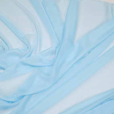 Voal Chiffon Baby blue