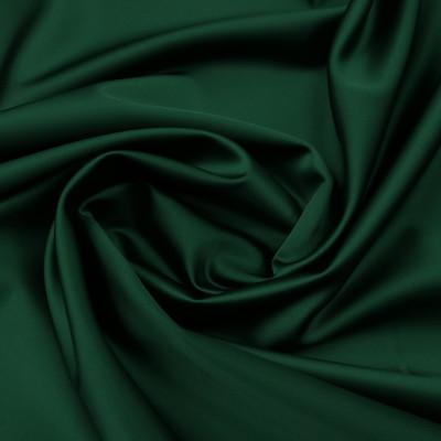 Cupon 0.9 m tafta elastica SCARLET Verde brad