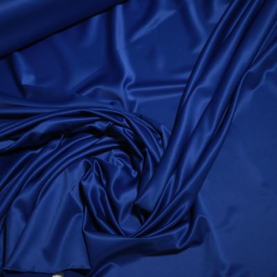 Matase sintetica elastica FRENCH Albastru