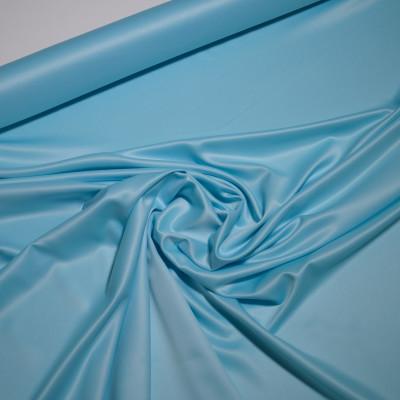 Matase sintetica elastica FRENCH Bleu ciel