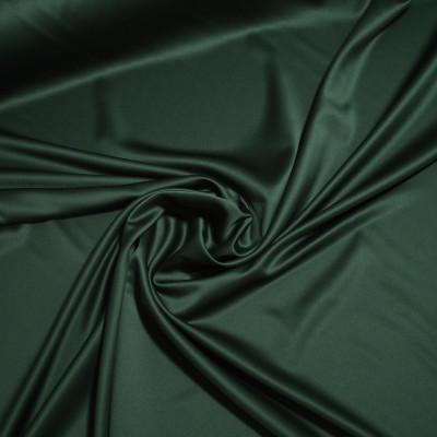 Matase sintetica elastica FRENCH Verde sticla