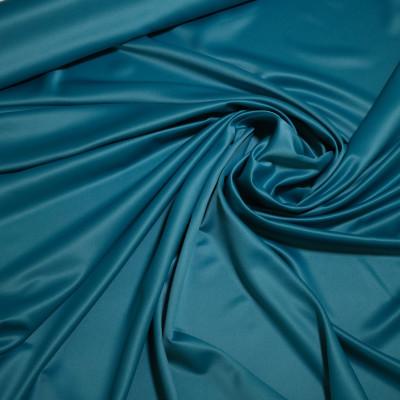 Matase sintetica elastica FRENCH Blue Turcoaz