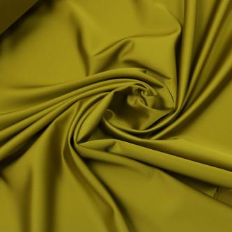 Cupon 3 m tafta elastica SCARLET Olive Verde