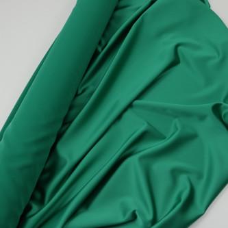 Cupon 1.4 m tafta elastica SCARLET Verde smarald