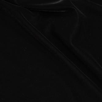 Catifea elastica Negru