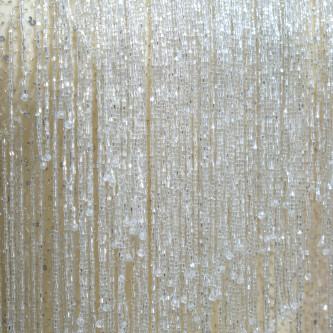 Aplicatie rochie scurta Argintiu