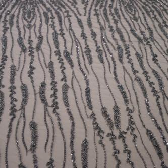 Dantela Haute-Couture Titanium Grey