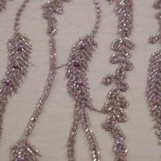 Dantela Haute-Couture Pink Lavander