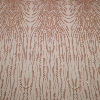 Dantela Haute-Couture Rose Gold