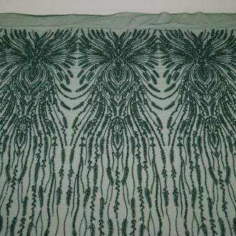 Dantela Haute-Couture Just Green