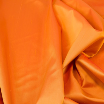 Tafta Duchesse Naturala Gold Orange