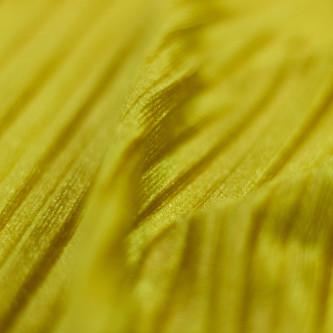 Catifea plisata Galben Olive