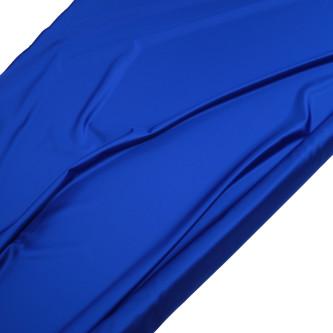 Cupon 2.7 m tafta elastica SCARLET Albastru