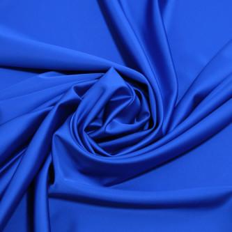 Cupon 1.85 m tafta elastica SCARLET Albastru