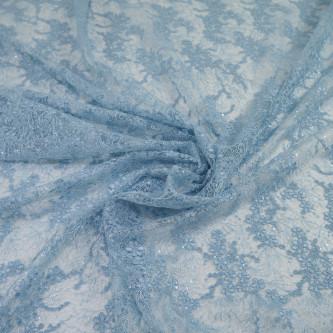 Dantela simpla Bleu