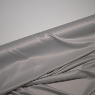 Matase sintetica elastica FRENCH Greige deschis
