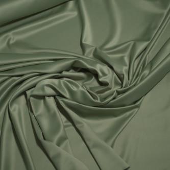 Matase sintetica elastica FRENCH Verde kaki