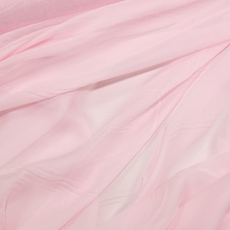 Voal Chiffon Roz bonbon
