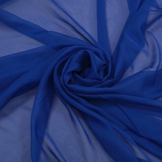 Voal Chiffon Albastru